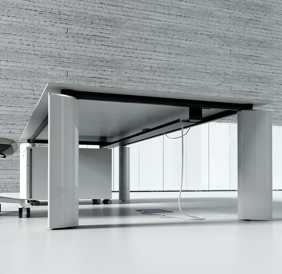 transparent Mobilier de bureau professionnel design