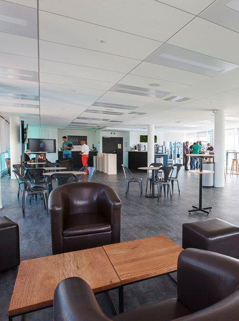 transparent Aménagement de bureaux professionnels