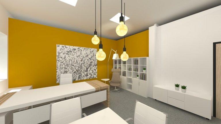 Espaces de travail ambiance «Habitat»