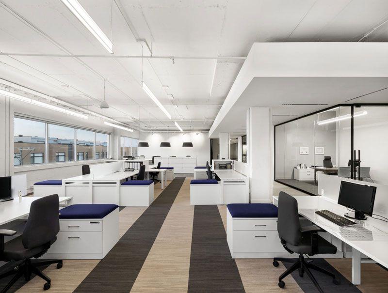 amenagement bureaux open space