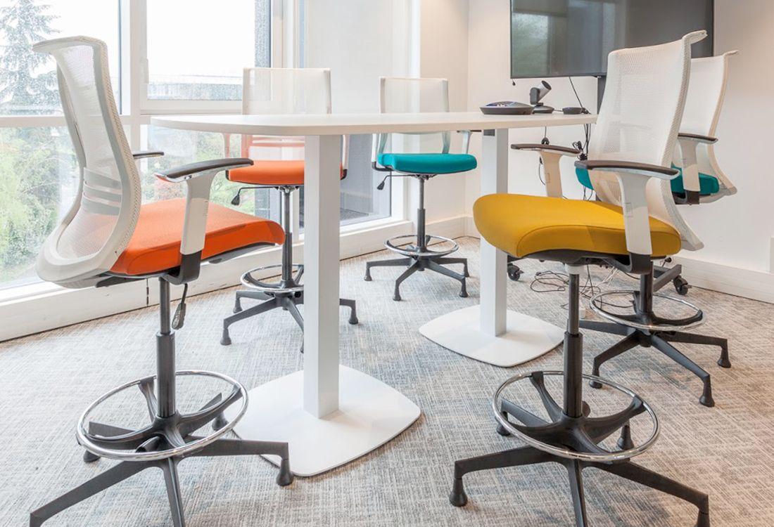 mobilier de salle de reunion entreprise