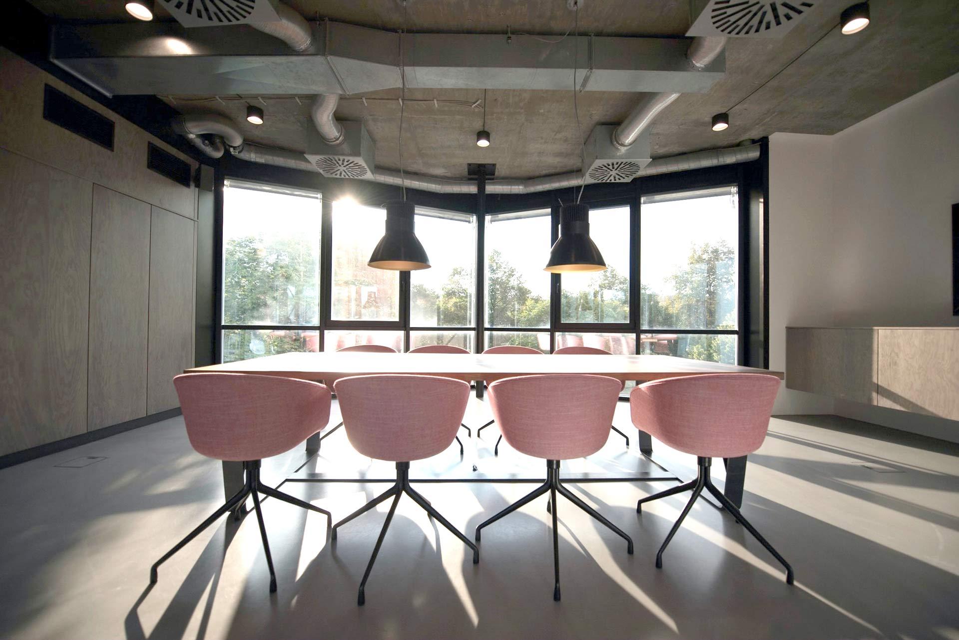 Tendances 2020 : Salle de réunion design