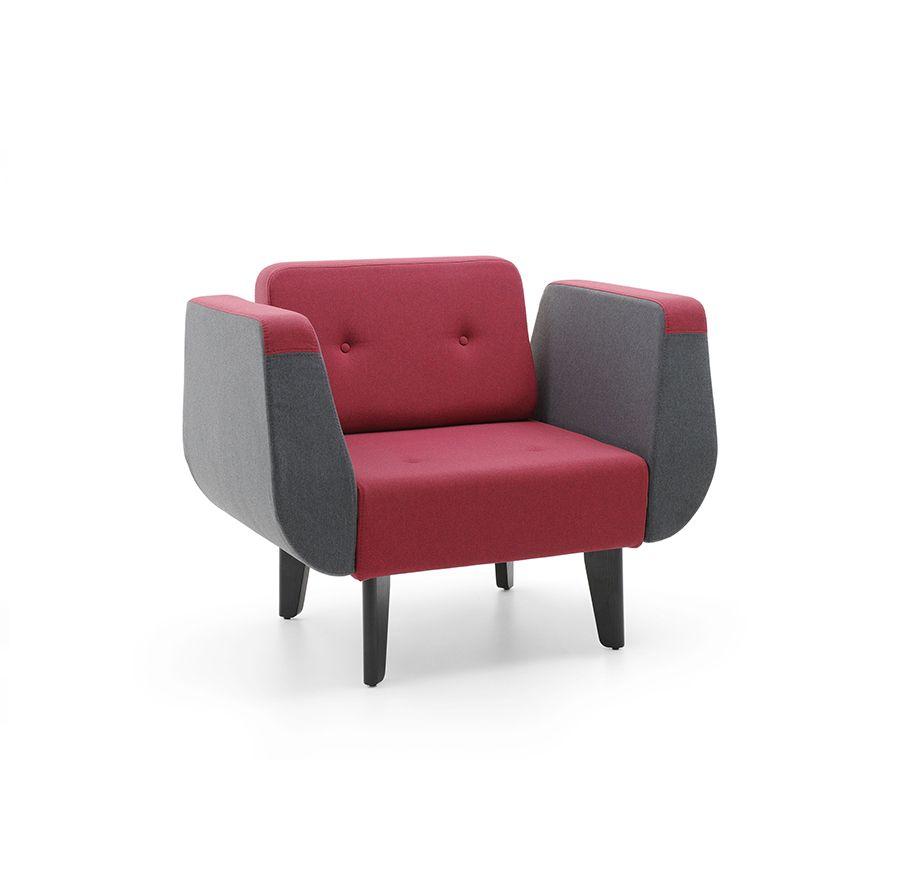 Sofas pour espace accueil-attente