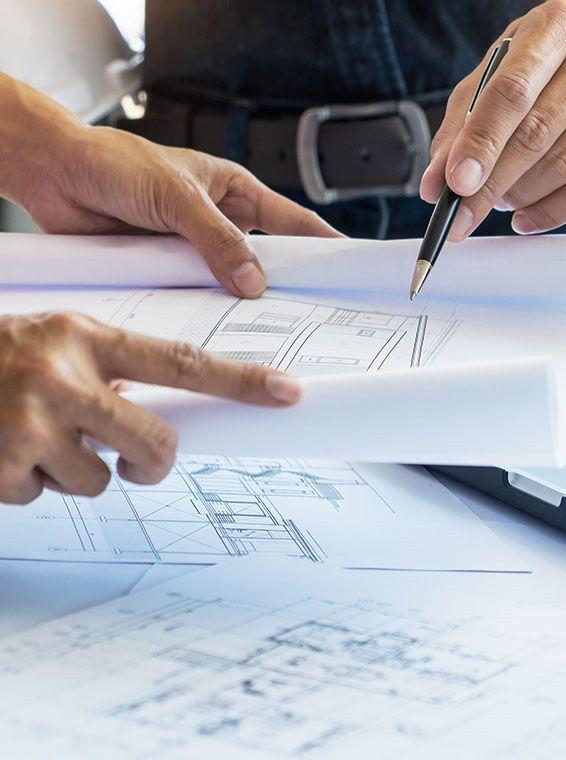 Architectes qui dessinent